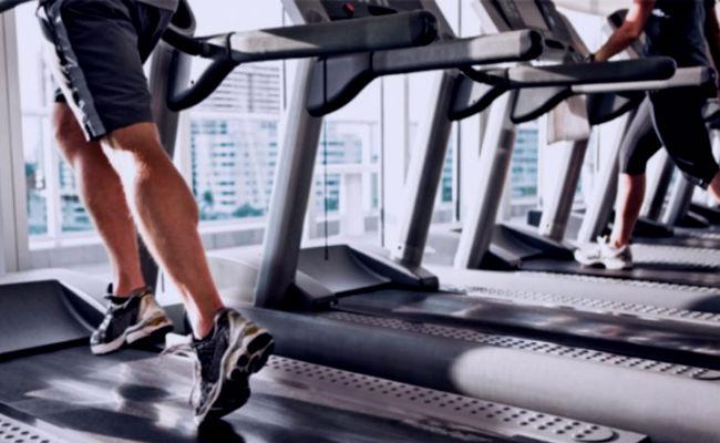 el impacto y equilibrio en las cintas de correr