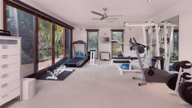 C mo montar tu propio gimnasio en casa f cil y barato - Casa con gimnasio ...