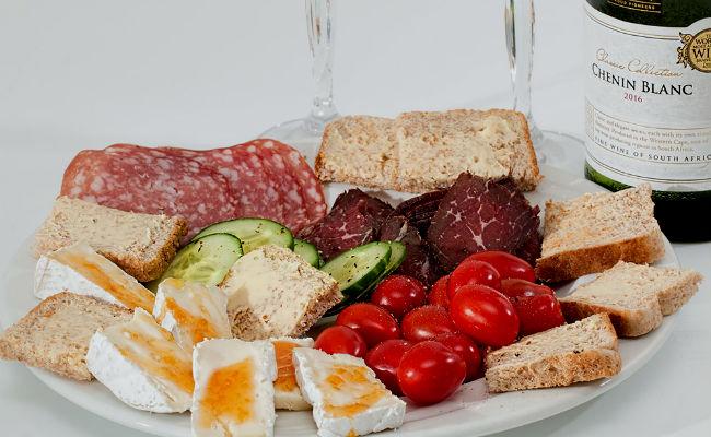 dieta proteica y saludable para todos los días