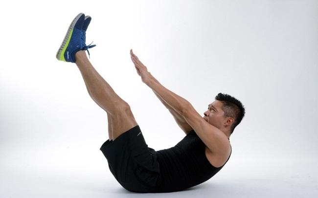 definir abdominales con ejercicios diarios