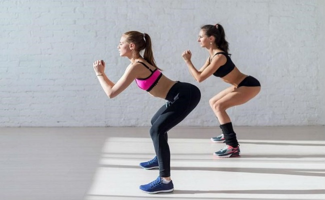 calentamiento para eliminar dolores de rodilla