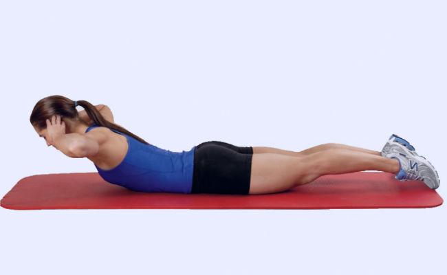 ejercicios de espalda para tonificar el cuerpo