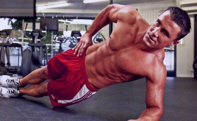 rutina de pesas para quemar grasa y aumentar musculo