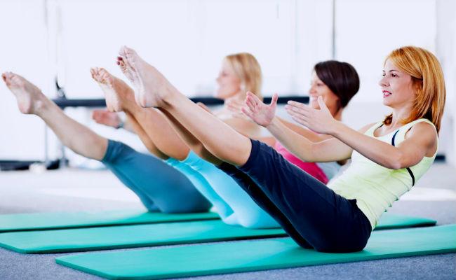 pilates para tu cuerpo y tu mente