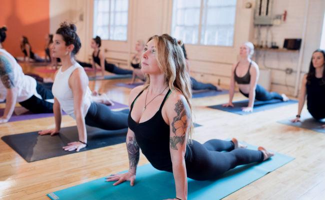 beneficios del yoga y para que sirve