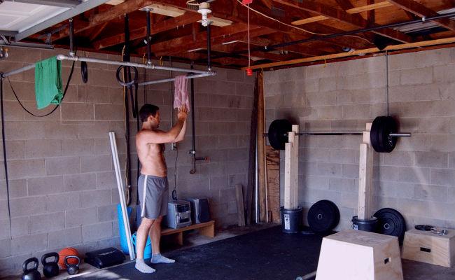 Equipamiento para ganar músculo
