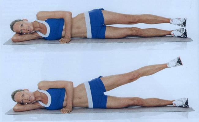 Abducción de caderas