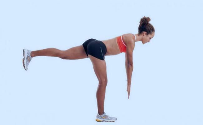 ejercicios para tonificar los glúteos
