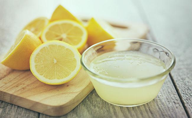 los mitos del agua tibia con limón