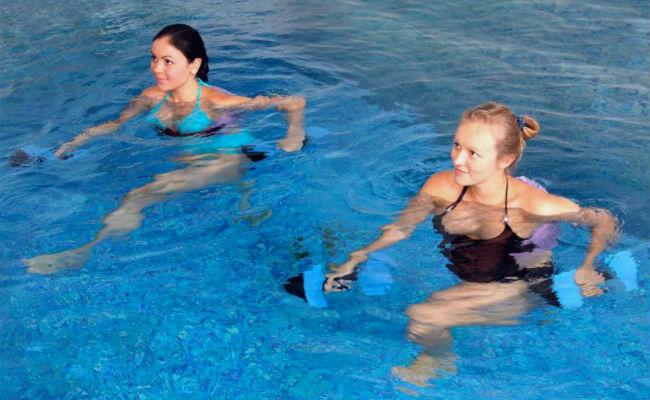 natación como ejercicio aeróbico