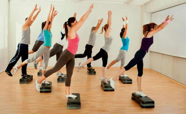 ejercicios aeróbicos