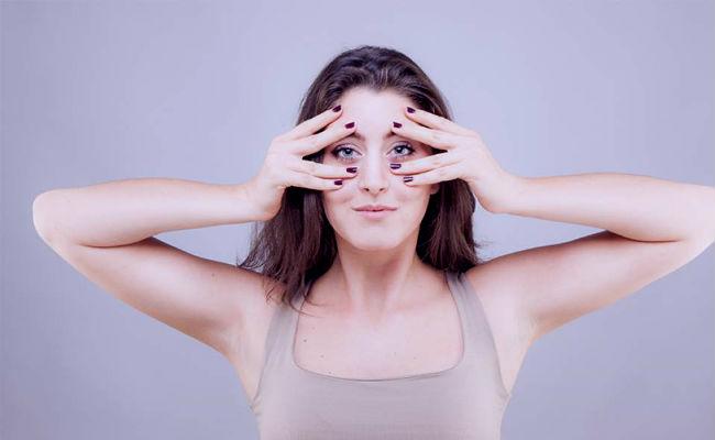 tonificar ojos y rostro