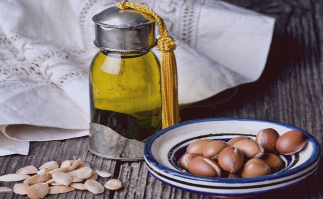 aceite de argán para el acné