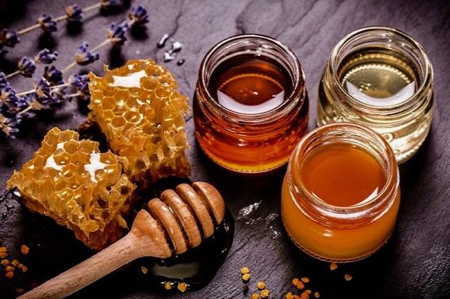 Coco miel aceite mascarilla vera de de y aloe