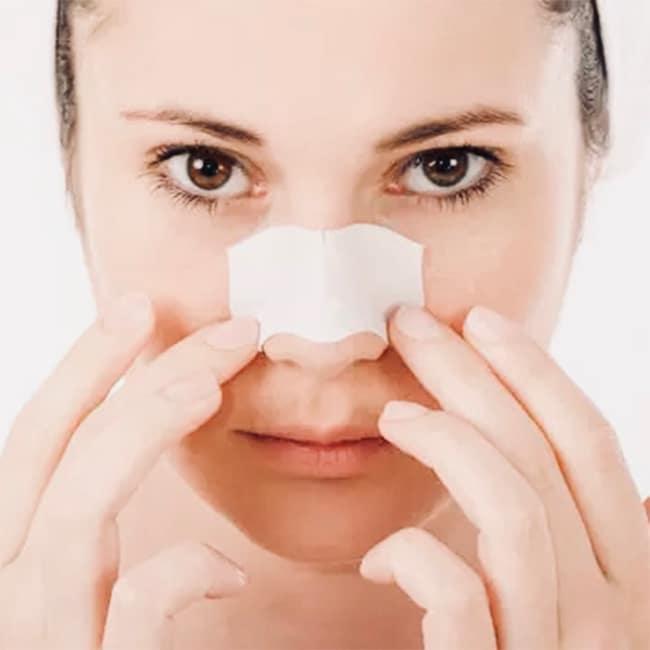 recomendaciones para evitar los puntos negros de la nariz