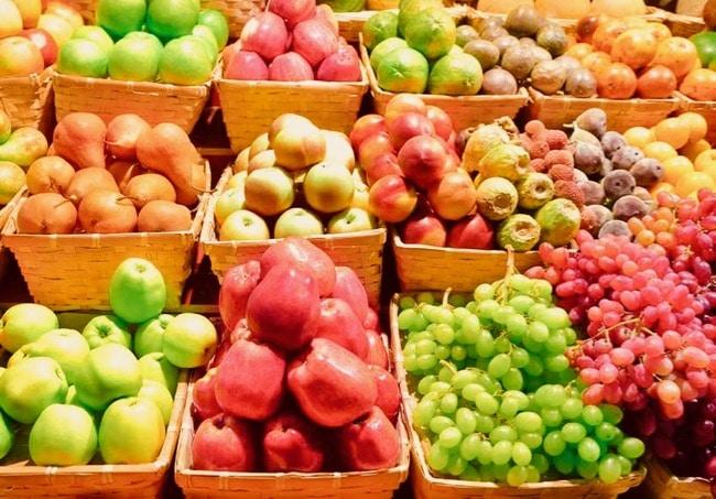 frutas y verduras para ayudar al sistema inmunológico