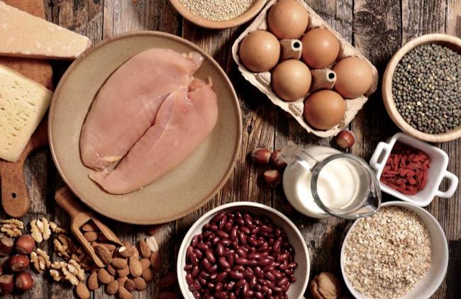 tipos de aminoácidos proteicos