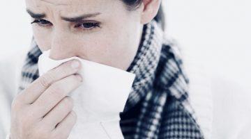 cómo descongestionar la nariz