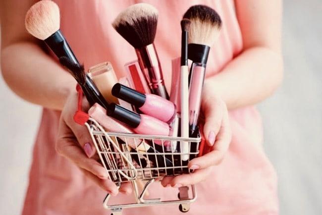 ingredientes de los cosméticos