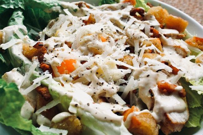 ensaladas nutritivas para perder peso