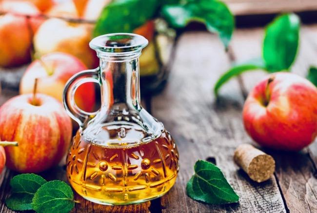 para qué sirve el vinagre de manzana