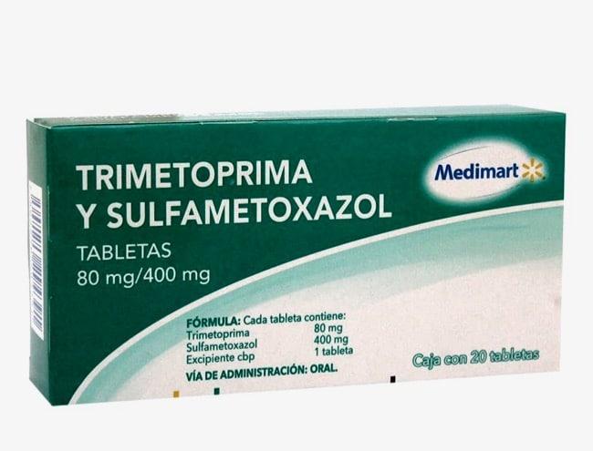 para qué sirve la trimetoprima con sulfametoxazol