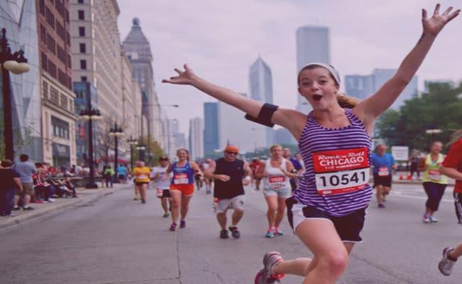 entrenamiento para preparar media maratón