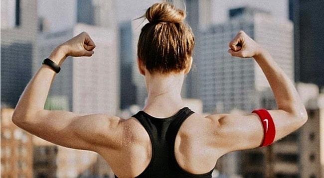 Rutina de ejercicios para adelgazar los brazos