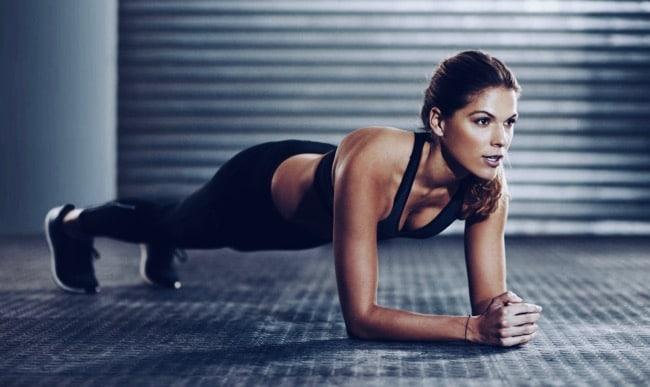 ejercicios para abdomen plano y cintura mujeres en casa