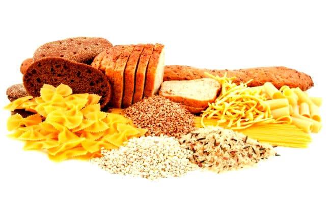 alimento para Cuerpo ectomorfo