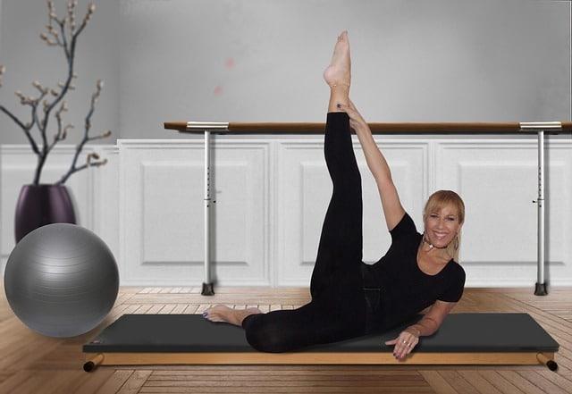 practicar pilates